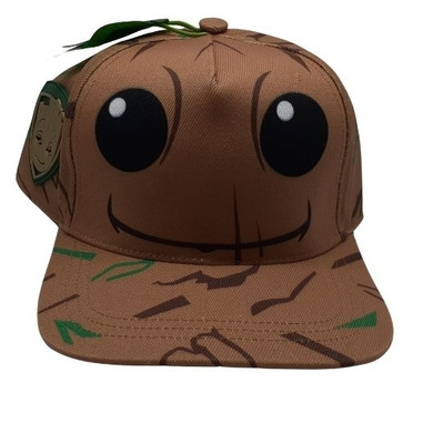 Guardians Of The Galaxy - Groot with Leaves Cap