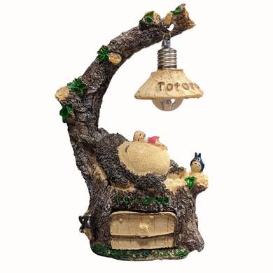 My Neighbor Totoro - Totoro Sleeping with Light Figure