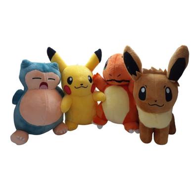 Pokemon - Various Characters 20cm Plush Toy