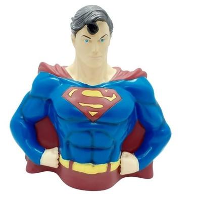 Superman - Bust (Unboxed) 21cm Money Bank