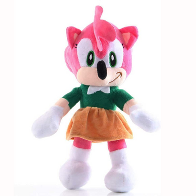 Sonic The Hedgehog - Amy Rose 25cm Plush Toy