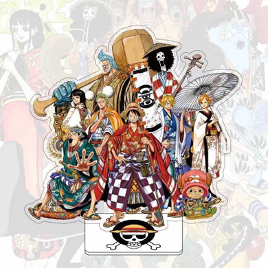 One Piece - Assorted Designs 15cm Acrylic Standee