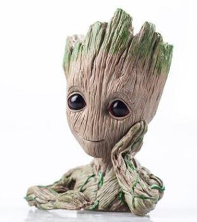 Guardians Of The Galaxy - Groot Head in Hand 15cm Planter