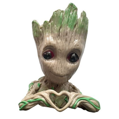 Guardians Of The Galaxy - Groot Heart 15cm Planter