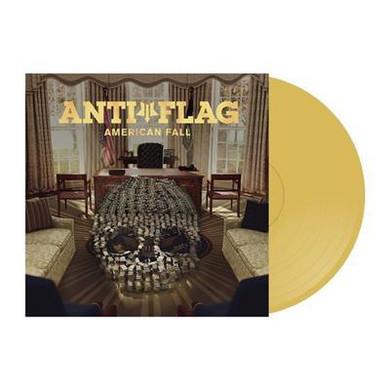 Anti-Flag - American Fall Gold Coloured Vinyl
