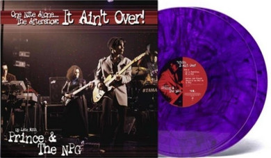 Prince & The New Power Generation - One Nite Alone - The Aftershow - It Ain't Over Up Late PurpleColoured Vinyl