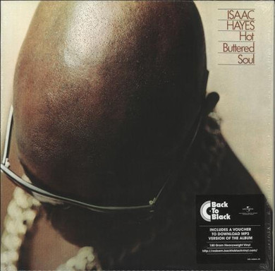 Isaac Hayes - Hot Buttered Soul Vinyl