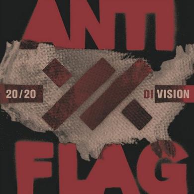 Anti-Flag - 20/20 Division RSD2021 Translucent Red Vinyl