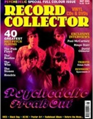 Record Collector UK - Issue No 285 May 2003 Magazine