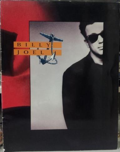 Billy Joel - 1990 Storm Front World Original Concert Tour Program
