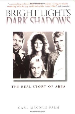 ABBA - Bright Lights Dark Shadows Book