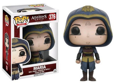 Assassin's Creed Movie - Maria Pop! Vinyl Collectable