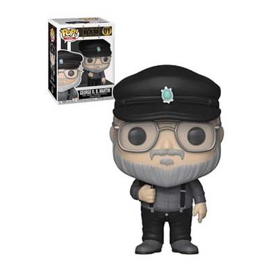 Icons - George R Martin Pop! Vinyl Collectable