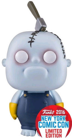 Nightmare Before Christmas - Behemoth 2016 Nycc Disney Limited Edition Exclusive Pop! Vinyl Collectable