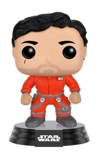 Star Wars Episode Vii the Force Awakens - Poe Dameron Jumpsuit For Your Entertainment Us Exclusive Pop! Vinyl Collectable