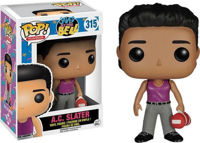 Saved by the Bell - Ac Slater Pop! Vinyl Collectable Used