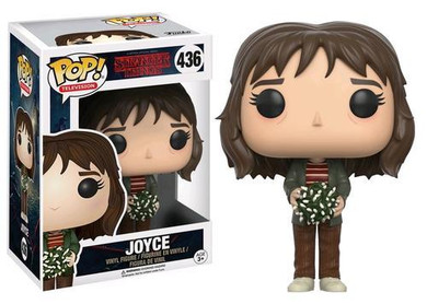 Stranger Things - Joyce With Lights Pop! Vinyl Collectable