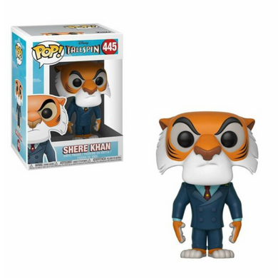 Talespin - Shere Khan 2018 Fall Convention Limited Edition Exclusive - Jungle Book Pop! Vinyl Collectable