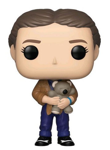 Stranger Things - Eleven With Bear Us Exclusive Pop! Vinyl Collectable