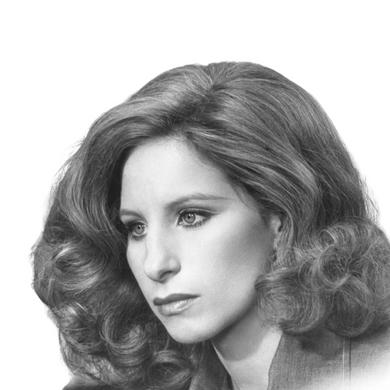 Barbra Streisand  USA Promo Bio Press Kit