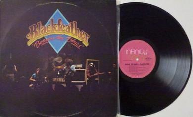 Blackfeather - Boppin' The Blues Vinyl (Used)