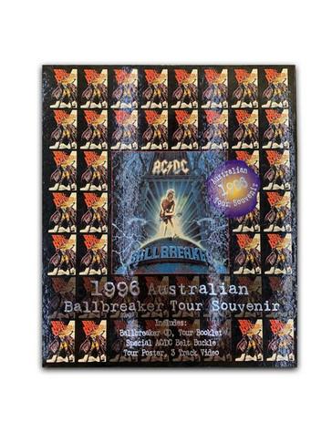 AC/DC - Ballbreaker 1996 Collectable Tour Boxset