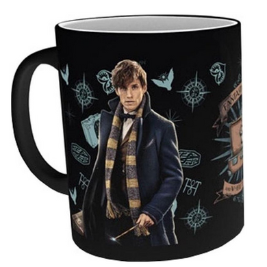 Fantastic Beasts & Where to Find Them - Newt Scamander Heat Changing Mug