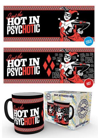Batman - Harley Quinn Heat Changing Mug