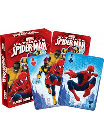 Spider-Man - Marvel Youth Playing Cards