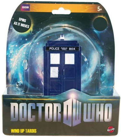 Doctor Who - Wind Up Tardis Figurine