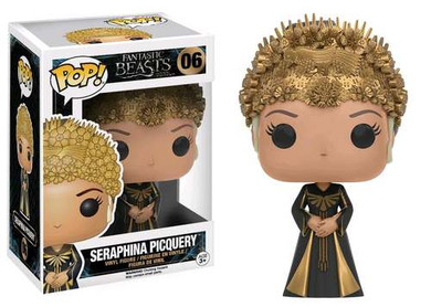 Fantastic Beasts & Where to Find Them - Seraphina Picquery Pop! Vinyl (Used)