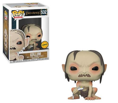 Lord of the Rings - Gollum Chase Collectable Pop! Vinyl
