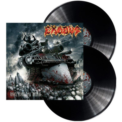 Exodus - Shovel Headed Kill Machine 2LP Vinyl