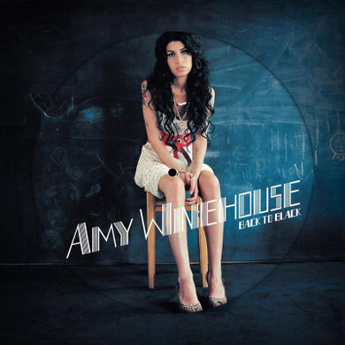 Amy Winehouse - Back to Black 15th Anniversary Picture Disc Vinyl