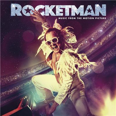 Various – Rocketman (Music From The Motion Picture) CD
