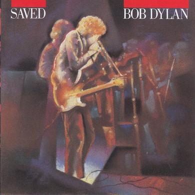 Bob Dylan – Saved CD