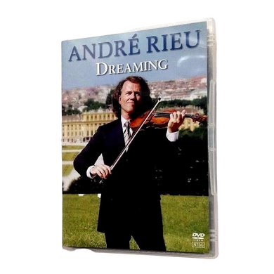 Andre Rieu - Dreaming DVD (New)