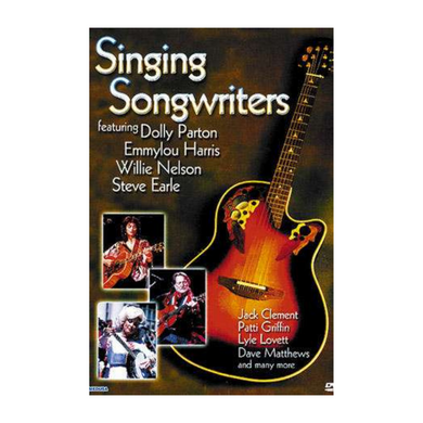 Various - Singing Songwriters DVD 2004 (Secondhand)