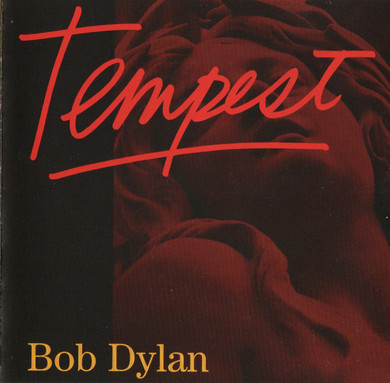 Bob Dylan – Tempest CD