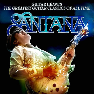 Santana – Guitar Heaven: The Greatest Guitar Classics Of All Time CD + DVD