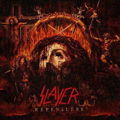 Slayer – Repentless CD