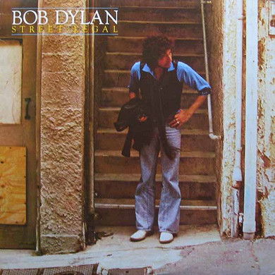 Bob Dylan – Street Legal CD