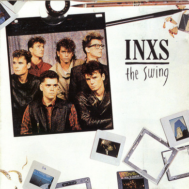 INXS - The Swing CD