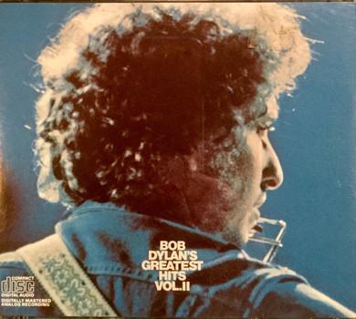 Bob Dylan - Bob Dylan's Greatest Hits Vol. II 2CD