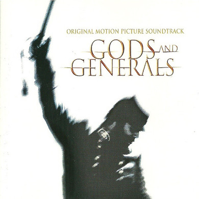 Various – Gods And Generals CD + DVD