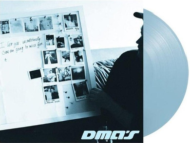 """DMA's -  I Love You Unconditionally, Sure Am Going To Miss You 12"""" EP Limited Edition Blue Coloured Truman Vinyl"""