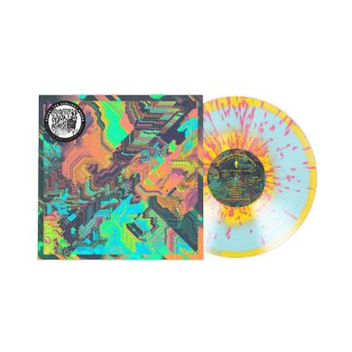 Psychedelic Porn Crumpets - SHYGA! The Sunlight Mound Blue/Pink/Yellow Splatter 2LP Vinyl