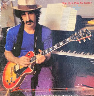 Frank Zappa - Shut Up'n Play Yer Guitar 3LP Set Vinyl (Used)