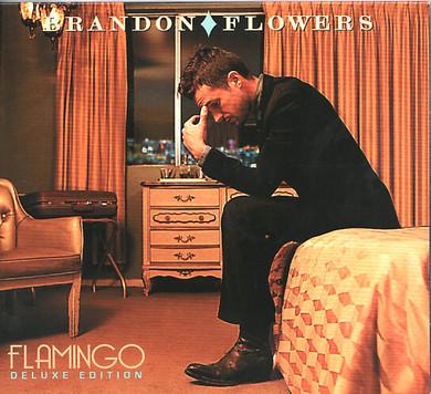Brandon Flowers - Flamingo Deluxe Digipak CD