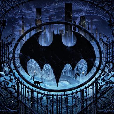 Soundtrack - Batman Returns Limited Edition 2LP Reissue Vinyl